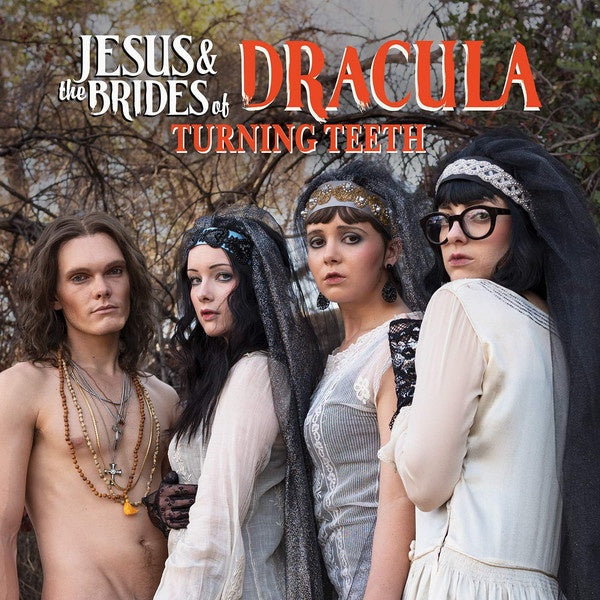 "Jesus & The Brides of Dracula - Turning Teeth / To Sir With Love - New 7"" Single 2019 Milan Limited Vinyl - Soundtrack / Rock"