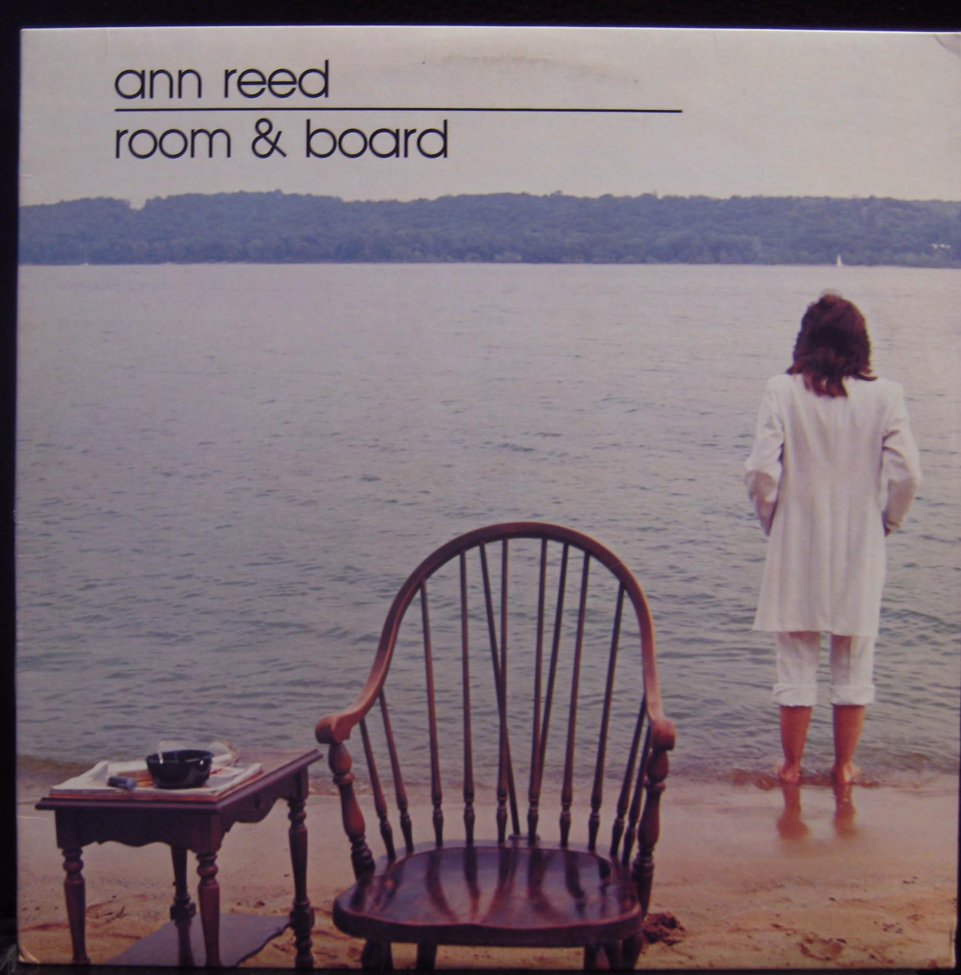 Ann Reed - Room & Board LP Mint- ICE 213 Private MN Folk Vinyl 1984 Record