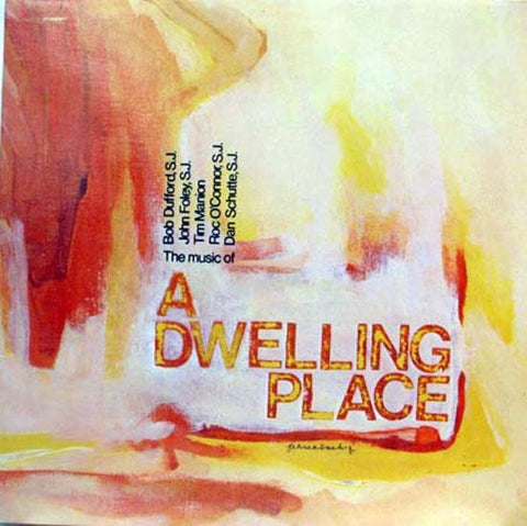 A Dwelling Place - S/T LP Mint- SJ76 1976 Private MN Christian Folk Rock Record