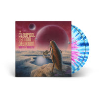 (PRE-ORDER) The Claypool Lennon Delirium - South Of Reality - New Vinyl 2 Lp 2018 ATO Limited Translucent Blue with Magenta and Aqua Splatter Colored Vinyl with Animated Zoetrope Label and Download - Psych Rock