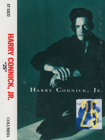 Harry Connick, Jr. ‎– 25 - Mint- Cassette Tape 1992 CBS USA - Jazz / Vocal