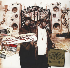 Gang Starr ‎– The Ownerz - New Vinyl 2015 'Respect The Classics' 3-LP Reissue Pressing - Rap / Hip Hop
