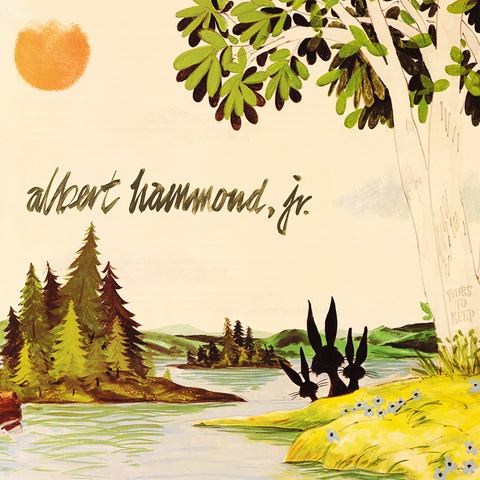 Albert Hammond Jr. - Yours to Keep - New Vinyl Record 2016 Vagrant Record Store Day Gatefold Pressing w/ 2 Bonus Tracks, Limited to 2500 - Alt / Indie Rock
