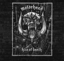 Motörhead ‎– Kiss Of Death - New Lp 2019 BMG Reissue - Metal / Hard Rock