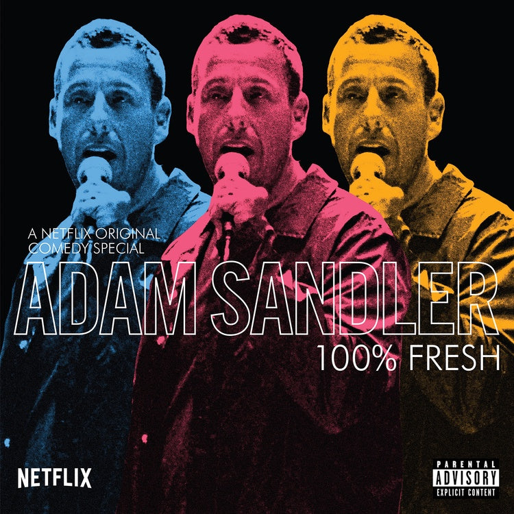 Adam Sandler - 100% Fresh (Netflix Special) - New Vinyl 2 Lp Record 2019 - Comedy