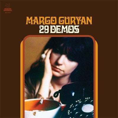 Margo Guryan ‎– 29 Demos - New 2 LP Record 2016 Modern Harmonic USA Blue & Red Vinyl - Pop