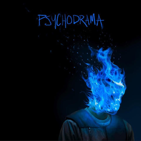Dave - Psychodrama - New 2019 Record 2 LP Blue Vinyl UK Import - Hip Hop