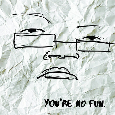 Illingsworth ‎– You're No Fun - New LP Record 2018 Mello Music USA Vinyl -  Instrumental Hip Hop