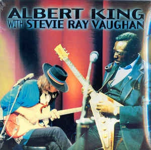 Albert King with Stevie Ray Vaughan - In Session (1999) - New Lp Record 2010 Stax USA Vinyl - Blues