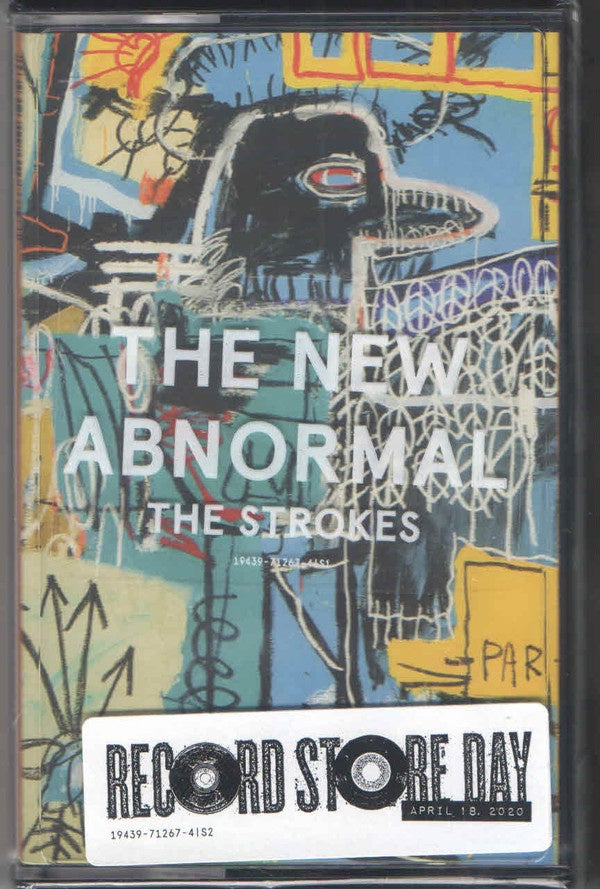 The Strokes ‎– The New Abnormal - New Cassette 2020 RCA USA Tape - Rock