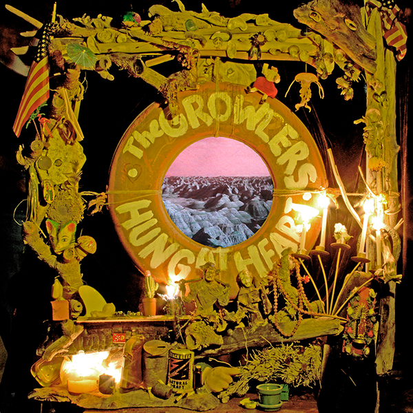 The Growlers - Hung at Heart - New Vinyl 2012 Everloving Records LP + Download - Garage / Surf Rock