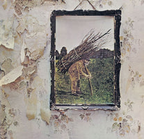 Led Zeppelin ‎– Led Zeppelin IV (1971) - New Vinyl 2014 Atlantic 180Gram Deluxe Reissue with Bonus LP of Unreleased Studio Outtakes with Tri-Fold Sleeve - Blues Rock