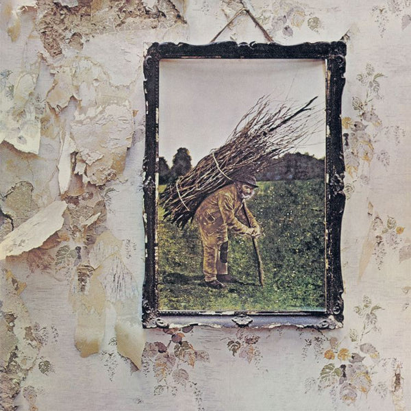 Led Zeppelin ‎– Led Zeppelin IV (1971) - New 2 Lp Record 2014 USA 180 gram Deluxe Vinyl & Bonus LP of Unreleased Studio Outtakes - Classic Rock / Blues Rock
