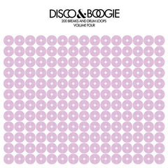 Various - Disco & Boogie: 200 Breaks and Drum Loops Volume Four - New Vinyl 2013 Love Injection Records. Hundreds of highly sought after/hard to find disco/boogie breaks - Drum Breaks