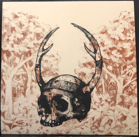 Staghorn ‎– Parousia I - Kismet II (2015) - New Lp Record 2018 Shuga Records Reissue Colored Vinyl & Download - Post Rock / Metal -