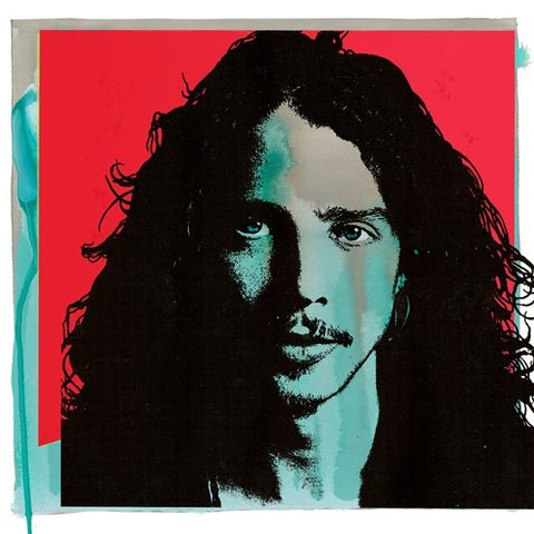 Chris Cornell - Chris Cornell - New Vinyl 2 Lp 2018 Interscope Limited Edition 180gram Audiophile Compilation with Die-Cut Slip Case, Gatefold Jacket and Download - Alt-Rock