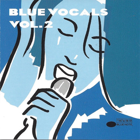 Various ‎– Blue Vocals Vol. 2 - Used Cassette 1992 Blue Note - Jazz / Vocal