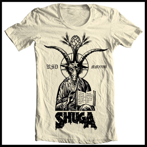 Shuga 2017 Record Store Day T Shirt