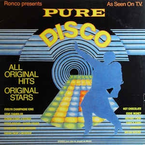 Various ‎- Pure Disco - Mint- Stereo Compilation 1979 USA - Funk / Soul / Disco
