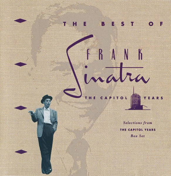 Frank Sinatra -The Best Of The Capitol Years - VG+ 1992 USA Cassette Tape - Jazz Vocal