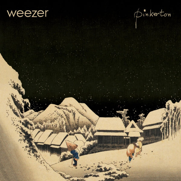 Weezer - Pinkerton - New Vinyl 2016 Geffen / Universal Abby Road Studios Direct-Metal-Mastering Reissue - Alt-Rock / Garage Pop