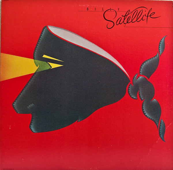 Billy Satellite - Billy Satellite - Mint- 1984 Stereo USA - Rock