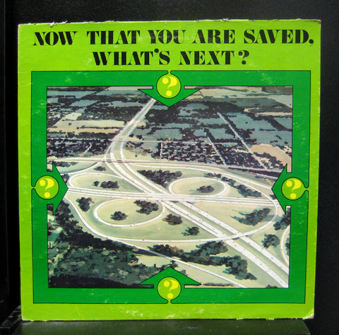 Dr. John Rawlings - Now That You Are Saved What's Next VG+ 1975 Spoken Private