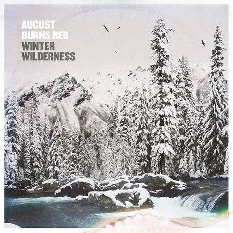 "August Burns Red - Winter Wilderness - New 10"" Ep Record 2018 Fearless USA Vinyl - Metalcore"