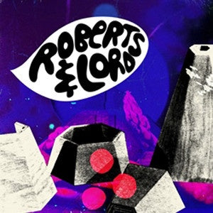 Roberts & Lord ‎– Eponymous - New Lp Record 2011 Asthmatic Kitty USA Vinyl & Download - Electronic / Electro / Synth-pop
