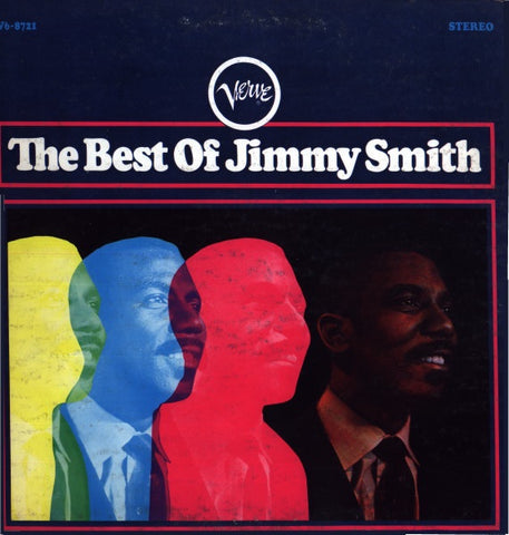 Jimmy Smith ‎– The Best Of Jimmy Smith - Used Cassette  Verve - Soul-Jazz / Jazz