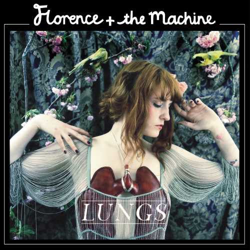 Florence + The Machine ‎– Lungs - New LP Record 2019 10th Anniversary Limited Edition Color Vinyl Reissue - Indie Rock / Synth-Pop