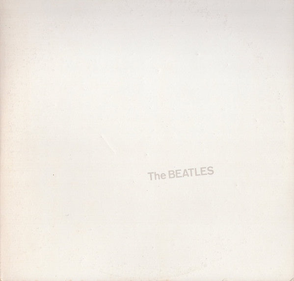 The Beatles ‎– The White Album (1968) - VG- (low grade vinyl) 1976 Capitol USA Red Label Vinyl - Pop Rock / Psychedelic Rock