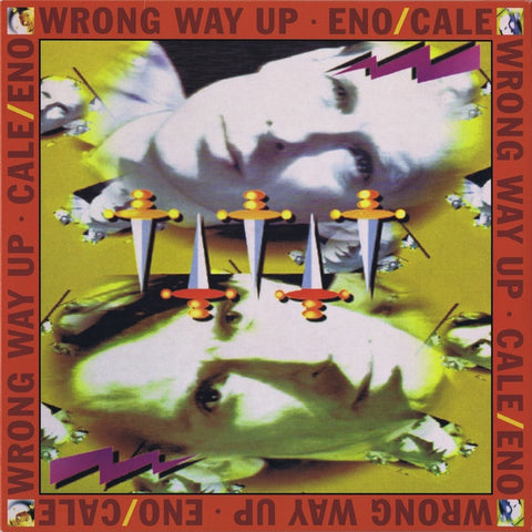 Brian Eno & John Cale – Wrong Way Up (1990) - New LP Record 2020 All Saints Vinyl - Electronic / Ambient / Synth-Pop