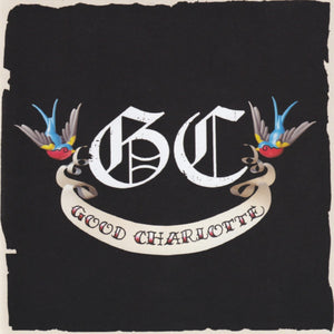 Good Charlotte - S/T - New Vinyl 2017 Enjoy The Ride Limited Edition Reissue of 500 on Blue / Red Split Color Vinyl, w/ bonus track 'The Click' - Pop-Punk