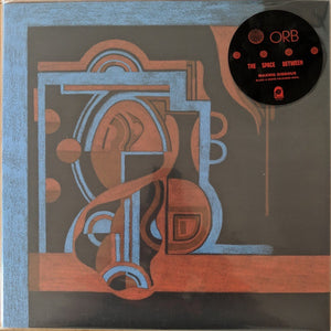 ORB ‎– The Space Between - New LP Record 2019 ATO AUS Limited Edition Black and White Colored Vinyl -  Psychedelic Rock / Garage Rock