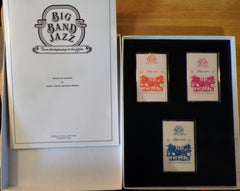 Various ‎– Big Band Jazz: From The Beginnings To The Fifties - VG+ 3x Cassette Box Set USA 1983 - Jazz