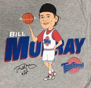 Bill Murray x Space Jam Tee - Limited Edition Starman Press