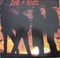 Sons Of Kyuss ‎– Sons Of Kyuss - New Vinyl Lp 2015 Limited Import Reissue on Colored Vinyl - Stoner Rock