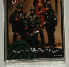 Another Bad Creation ‎– Coolin' At The Playground Ya' Know! - Used Cassette 1991 Motown - New Jack Swing / RnB/Swing / Pop Rap