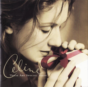 Celine Dion - These Are Special Times (1998) - New 2018 Record 2 LP Black Vinyl Reissue - Holiday / Pop / Classical