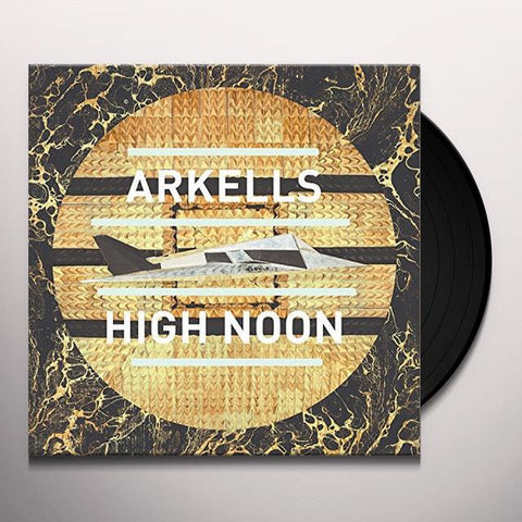 Arkells - High Noon - New Vinyl Record 2014 Dine Alone Records - Alt/Rock