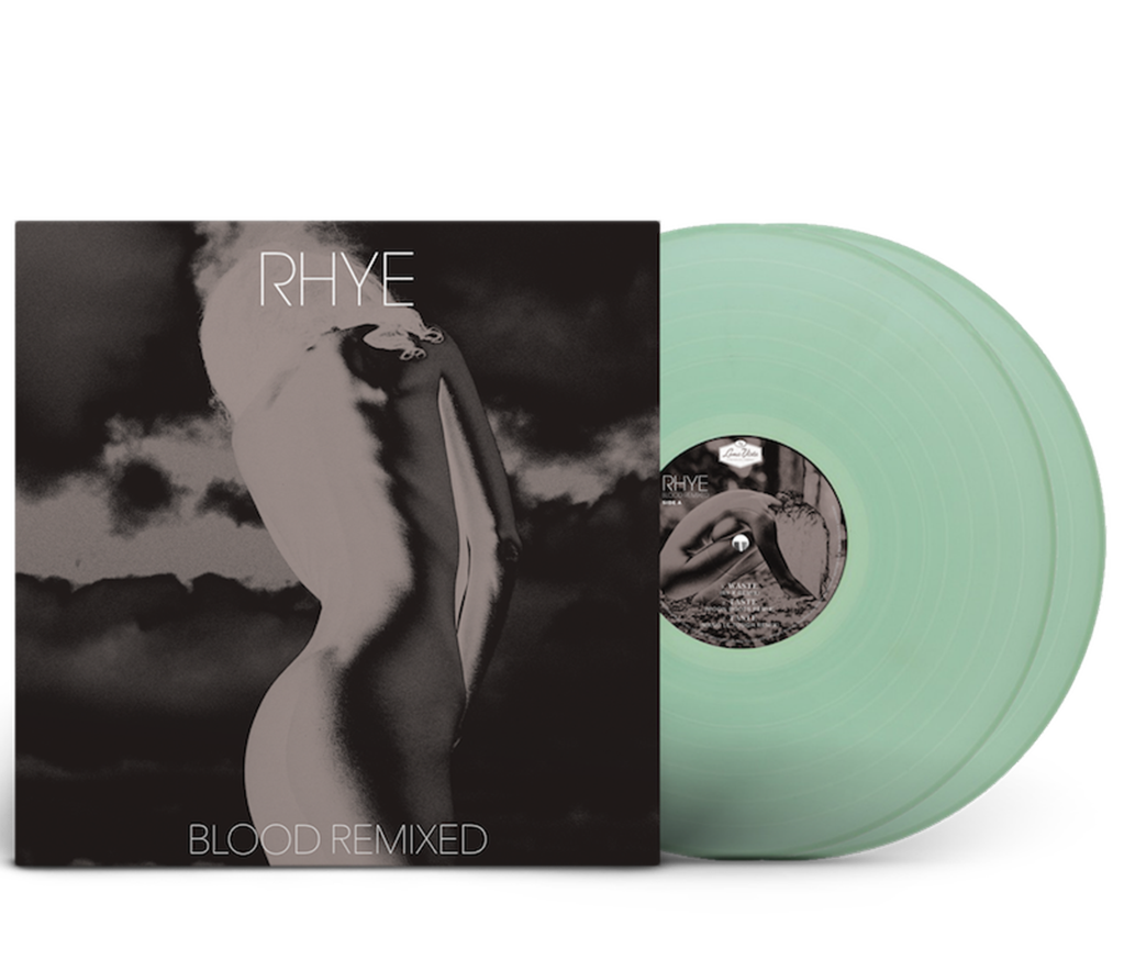 Rhye ‎– Blood Remixed - New 2 Lp 2019 Loma Vista Limited Pressing on Glow-in-the-Dark Vinyl - Synth Pop / Downtempo