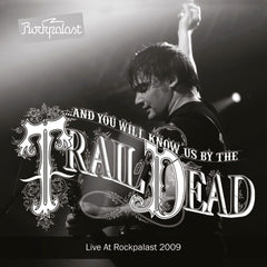 ...And You Will Know Us By The Trail of Dead - Live at Rockpalast 2009 - New Vinyl 2016 Let Them Eat Vinyl Limited Edition Gatefold 2-LP Grey Vinyl - Alt-Rock / Indie / Post-Hardcore - Shuga Records Chicago