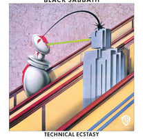 Black Sabbath ‎– Technical Ecstasy (1976) - New Vinyl 2013 Rhino Records 180Gram Reissue - Metal / Proto-Doom