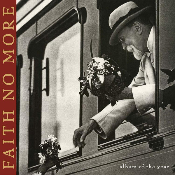 Faith No More - Album of the Year - New Vinyl 2016 Rhino / Slash Deluxe 2-LP 180gram Gatefold Reissue - Alt-Rock / Experimental