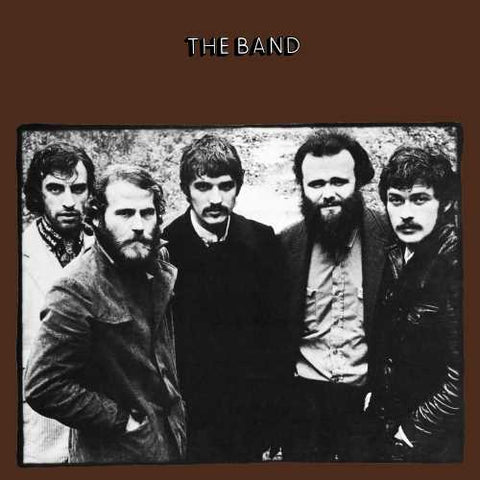 The Band ‎– The Band - New 2 LP Record 2019 Capitol EU Import 50th Anniversary 45RPM 180gram Vinyl - Rock / Country