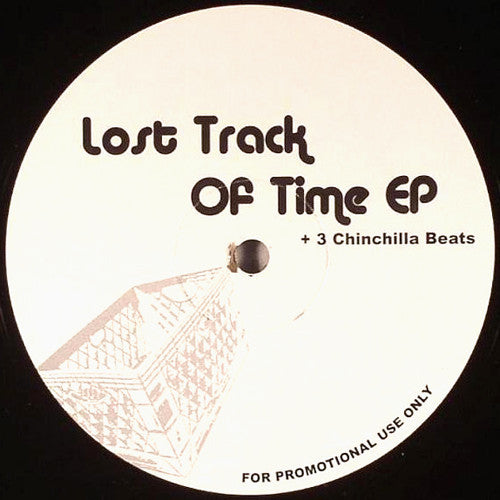 "Dwele ‎– Lost Track Of Time EP - VG 12"" EP 2005 USA - Neo Soul/Instrumental"