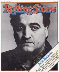 Rolling Stone Magazine - Issue No. 368 - John Belushi