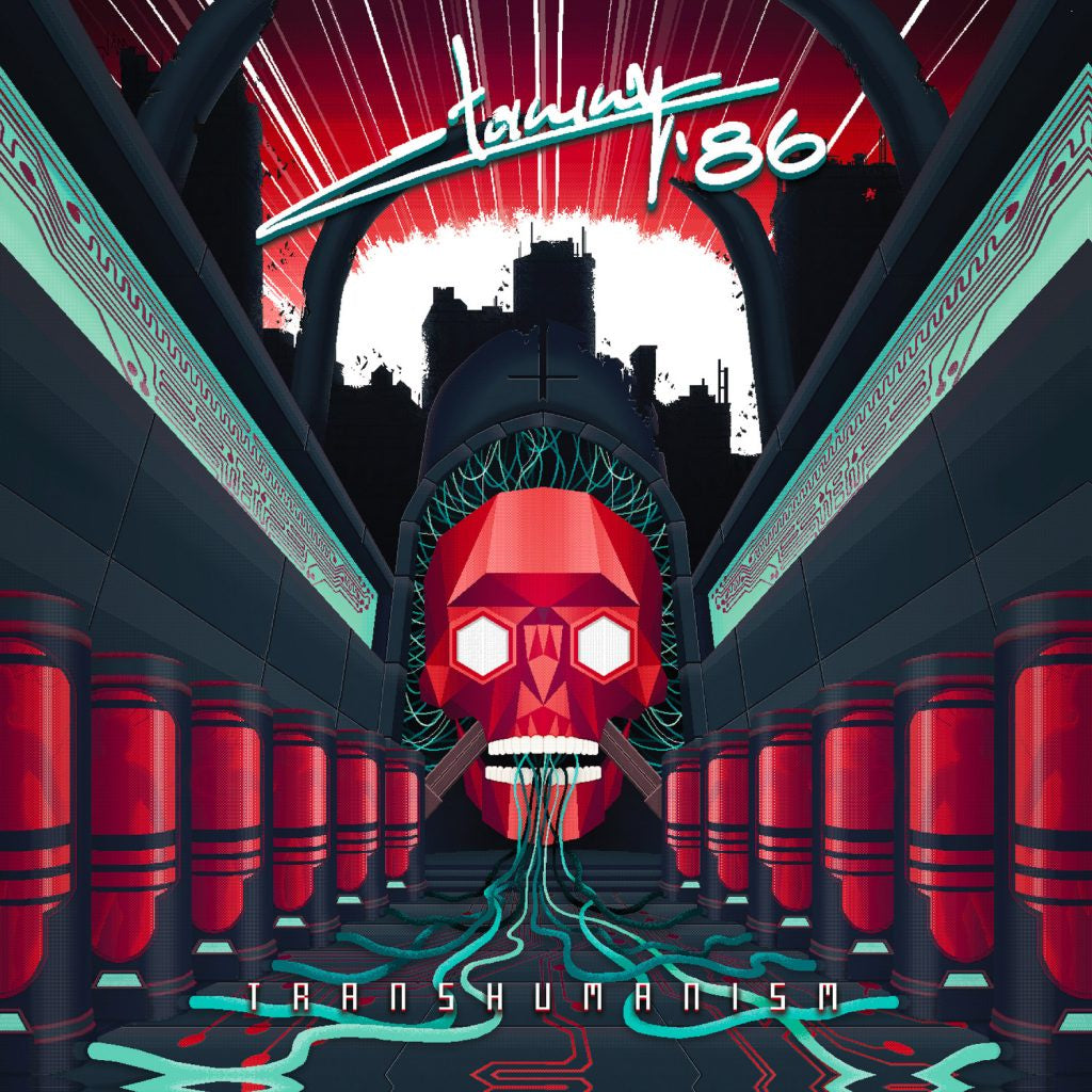 43ed522cb Tommy  86 – Transhumanism - New Vinyl Record 2017 Blood Music 180Gram 2LP  Remastered Pressing (Plays 45rpm) with Gatefold Jacket - Synthwave    Darkwave