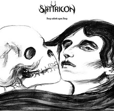Satyricon ‎– Deep Calleth Upon Deep - New Vinyl 2017 Napalm Records Gatefold 2-LP Pressing on White Vinyl - Norwegian Black Metal
